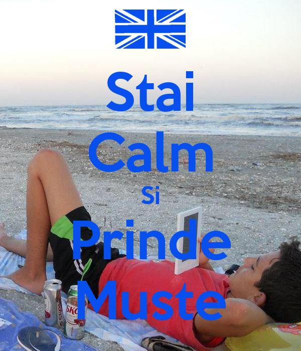 Stai Calm Si Prinde Muste