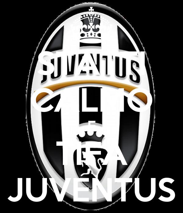 STATTI CALMO E TIFA JUVENTUS