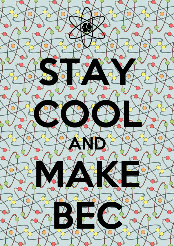 STAY COOL AND MAKE BEC