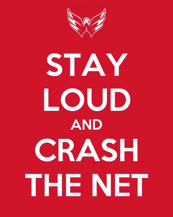 STAY LOUD AND CRASH THE NET