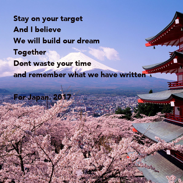 Stay on your target
