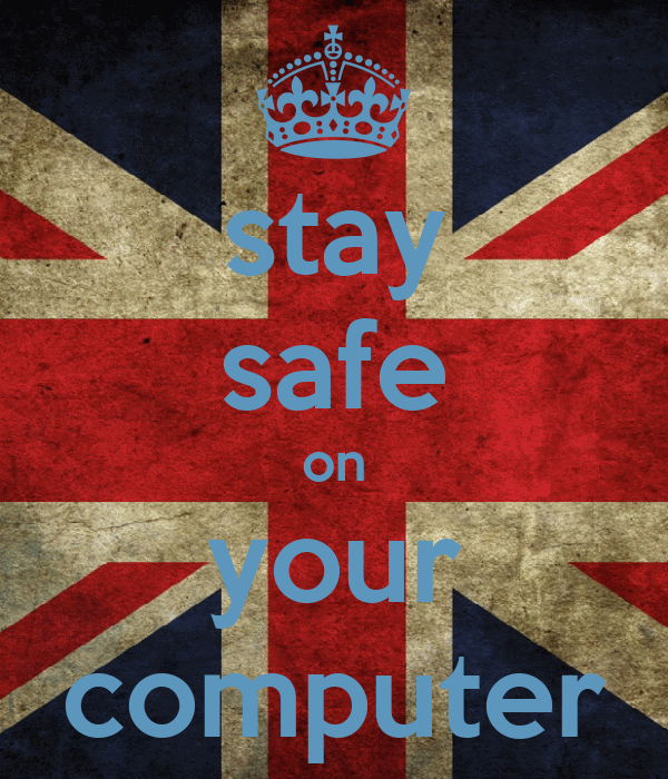 stay safe on your computer