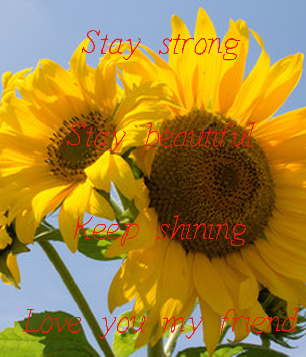 Love Keep On Shining