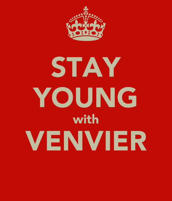 STAY YOUNG with VENVIER