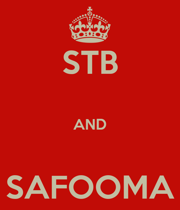 STB  AND  SAFOOMA