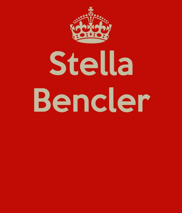 Stella Bencler