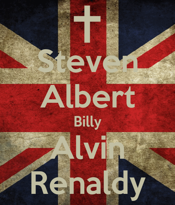 Steven Albert Billy Alvin Renaldy
