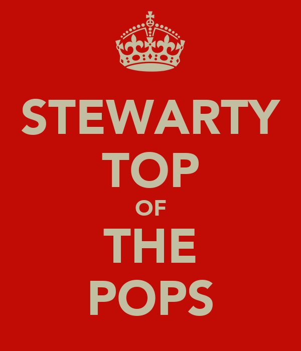 STEWARTY TOP OF THE POPS