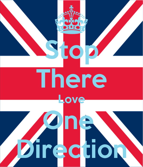 Stop There Love One  Direction