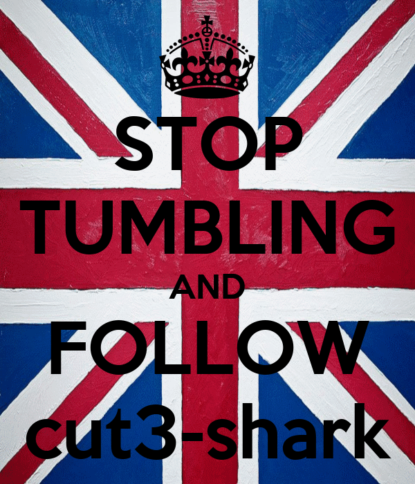STOP TUMBLING AND FOLLOW cut3-shark