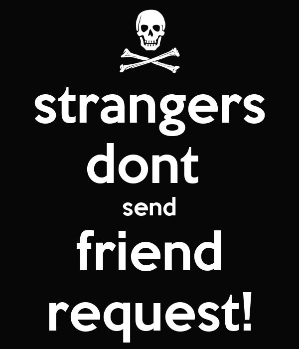 Send pics to strangers