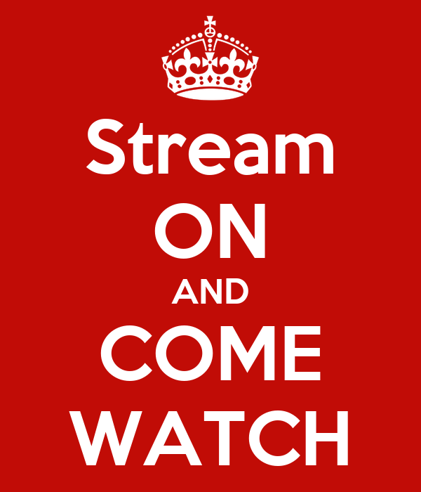 Stream ON AND COME WATCH
