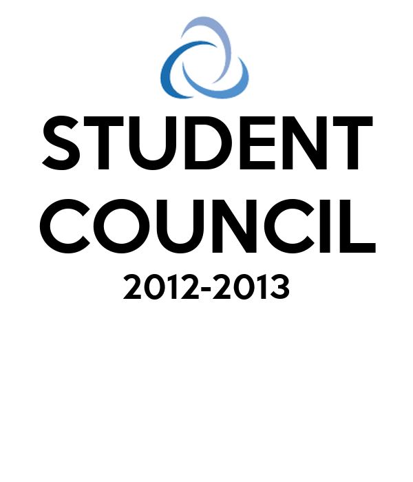 STUDENT COUNCIL 2012-2013