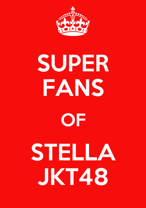 SUPER FANS OF STELLA JKT48