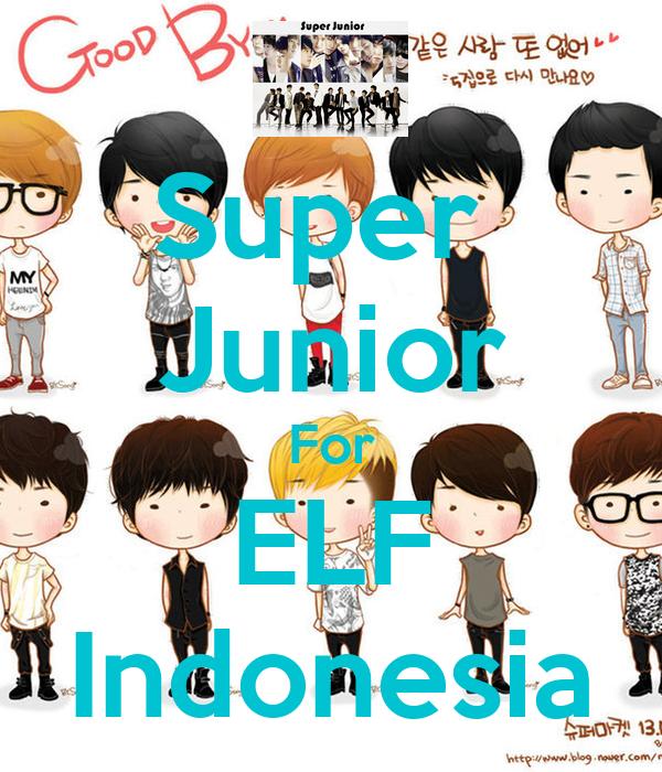 Super  Junior For ELF Indonesia