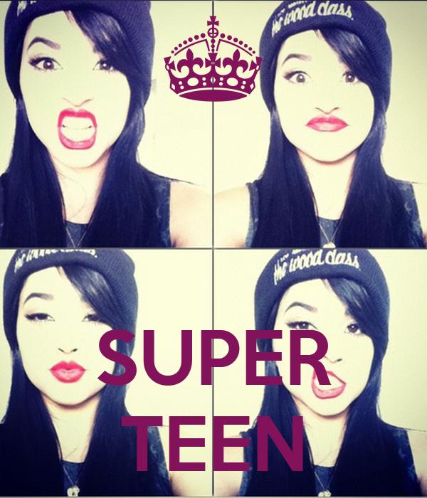 SUPER TEEN