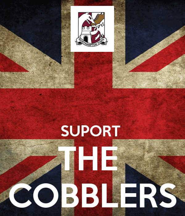 SUPORT  THE  COBBLERS