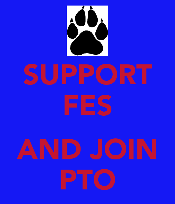 SUPPORT FES  AND JOIN PTO
