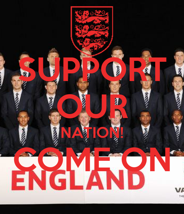 SUPPORT OUR NATION! COME ON