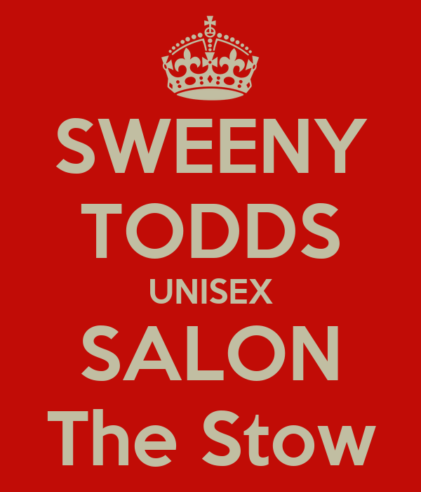 SWEENY TODDS UNISEX SALON The Stow