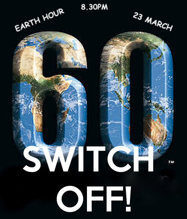 SWITCH  OFF!