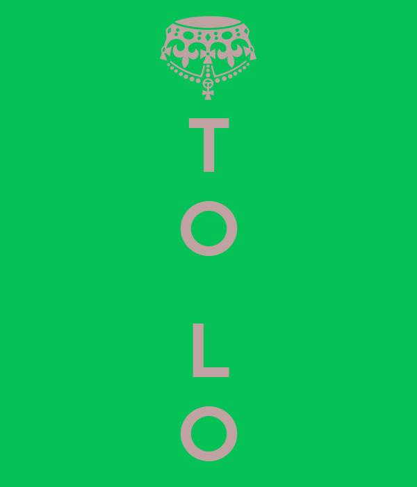 T O  L O