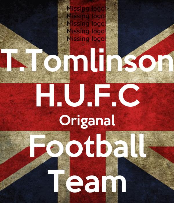 T.Tomlinson H.U.F.C Origanal Football Team