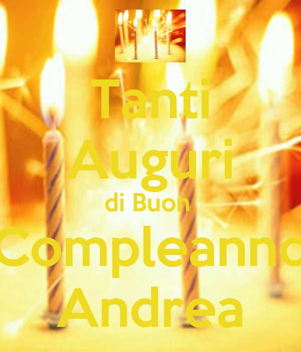 Divertente Buon Compleanno Andrea Gif Animate Ardusat Org