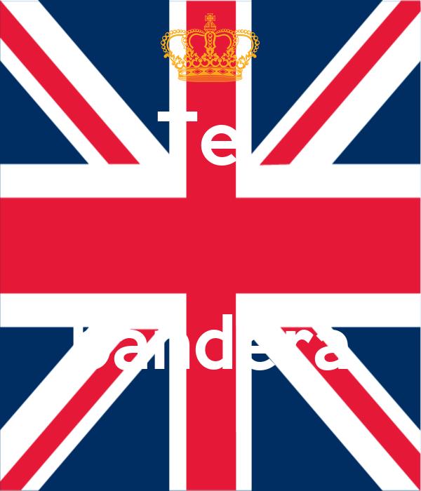 Te    bandera