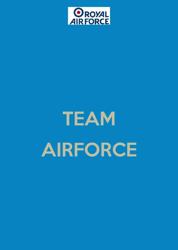TEAM  AIRFORCE