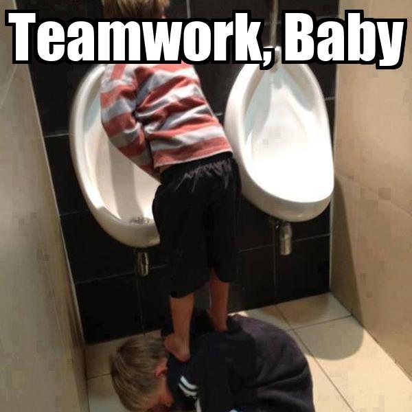 Funny Baby Meme Maker : Image gallery teamwork baby