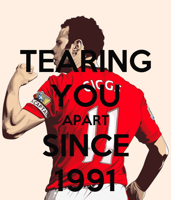 TEARING YOU APART SINCE 1991