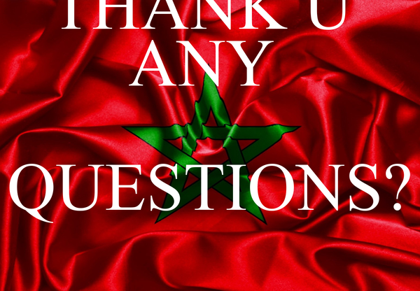 THANK U  ANY  QUESTIONS?