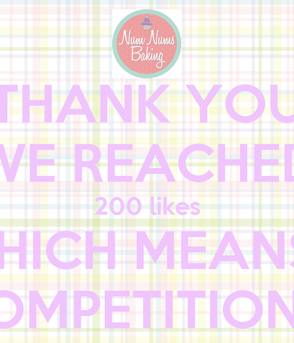 THANK YOU WE REACHED 200 likes WHICH MEANS... IT'S COMPETITION TIME!