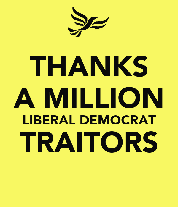 THANKS A MILLION LIBERAL DEMOCRAT TRAITORS
