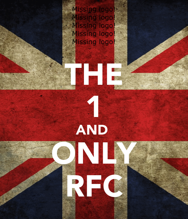 THE 1 AND  ONLY RFC