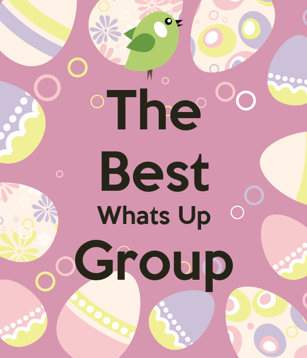 The Best Whats Up Group