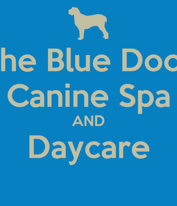 The Blue Door Canine Spa AND Daycare