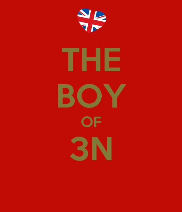 THE BOY OF 3N