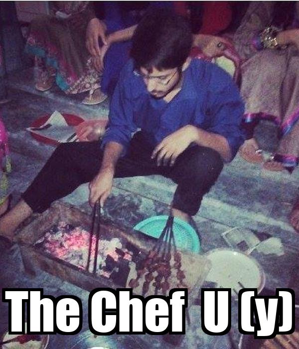 The Chef  U (y)