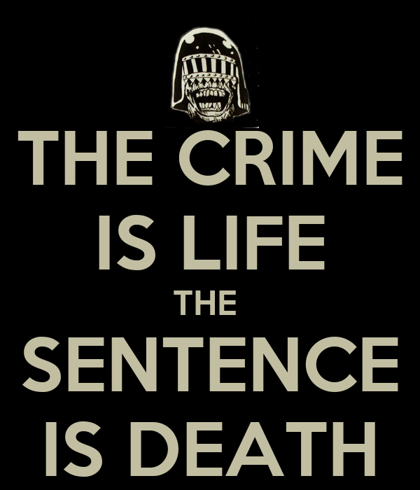 the origin of the life sentence for murder in britain The range of prison sentences a court can give - including suspended, fixed-term, indeterminate and life sentences.