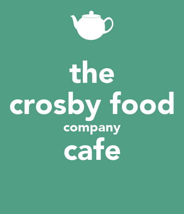 the crosby food company cafe
