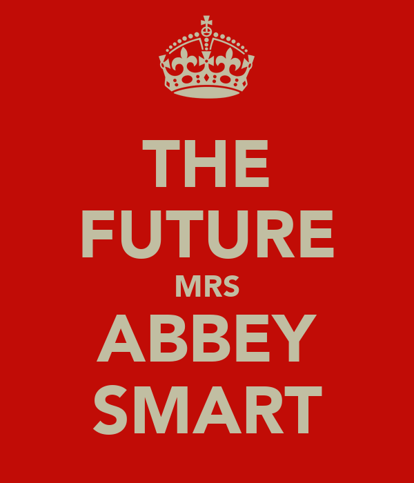 THE FUTURE MRS ABBEY SMART
