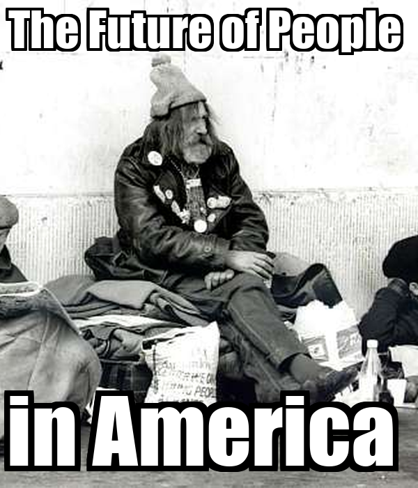 The Future of People  in America