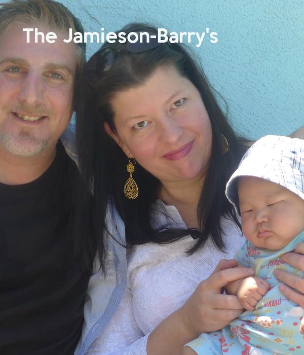 The Jamieson-Barry's
