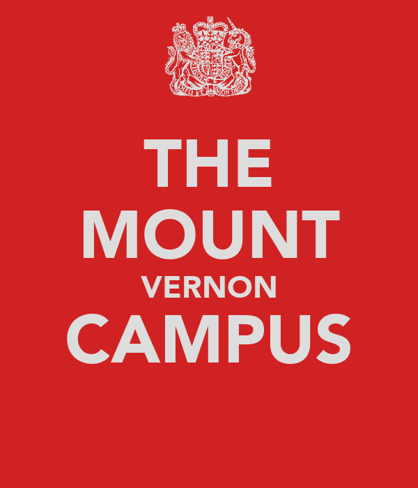 THE MOUNT VERNON CAMPUS