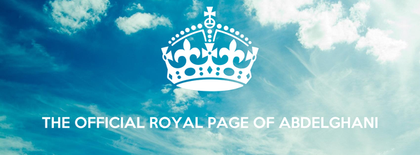 THE OFFICIAL ROYAL PAGE OF ABDELGHANI