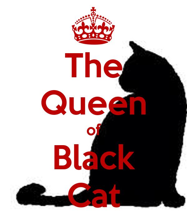The Queen of Black Cat