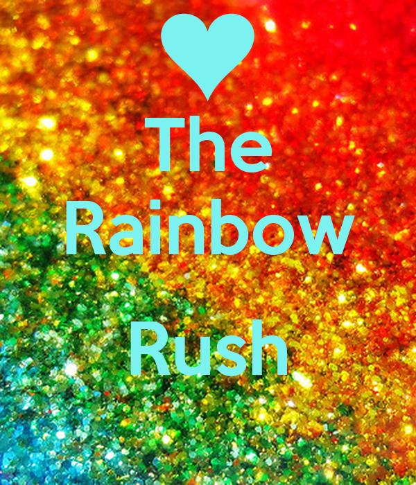 The Rainbow  Rush