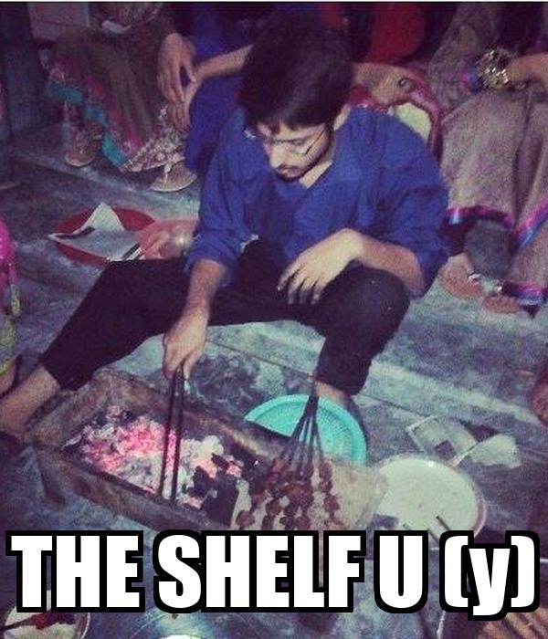THE SHELF U (y)
